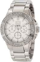 Ecko Unlimited Men's E20072G1 The Derringer Stone Bezel Chronograph Watch