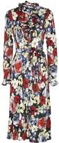 Erdem Foirella floral-print jersey midi dress
