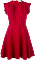 RED Valentino ruffled mini dress