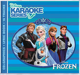 Disney Frozen Karaoke CD