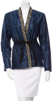 Isabel Marant Embellished Quilted Jacket w/ Tags