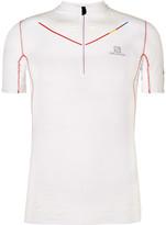 Salomon - S-lab Exo Stretch-jersey Compression T-shirt