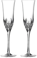 Waterford 'Lismore Essence' Lead Crystal Champagne Flutes