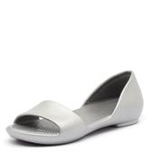 Crocs Lina Dorsay Silver