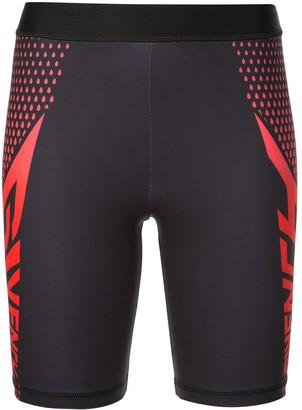 Givenchy Printed Cycling Shorts
