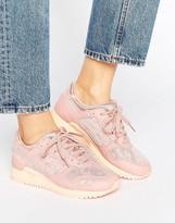 Asics Mesh Gel-Lyte Iii Sneakers In Pink