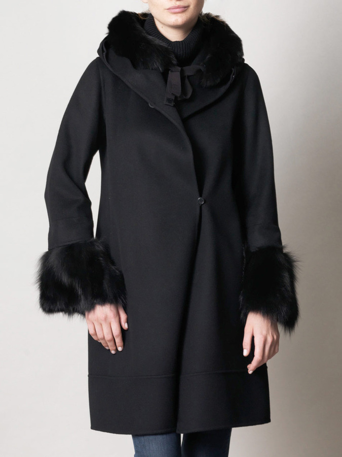 Max Mara 'S Max Two-piece travel coat