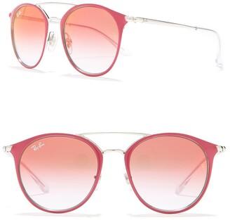 Ray-Ban 47mm Double Bridge Sunglasses
