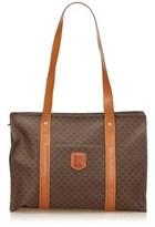 Celine Pre-owned: Macadam Shoulder Bag.