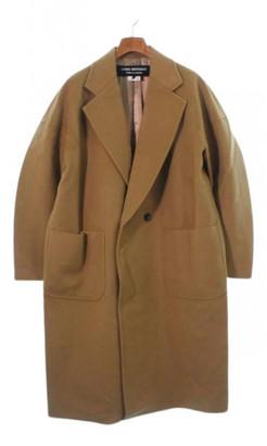 Junya Watanabe Beige Wool Coats