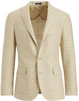 Polo Ralph Lauren Polo Silk-Linen Suit Jacket