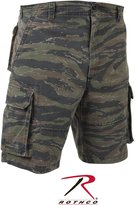 Rothco Vintage Camo Paratrooper Cargo Shorts, - X Large