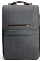 Briggs & Riley Men's 'Kinzie Street' Expandable Backpack - Grey