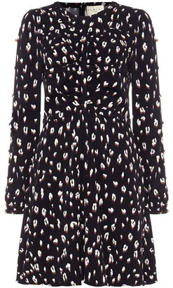 Damsel in a Dress Martha Animal Print Dress