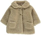 Babe & Tess Faux Fur Coat