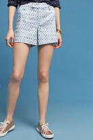 Level 99 Casandra Textured Shorts