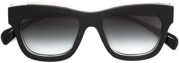 Marsèll leather detail sunglasses