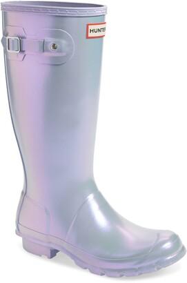 Hunter Original Nebula Waterproof Rain Boot