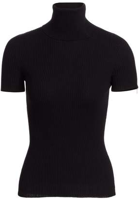 Alexander Wang Rib-Knit Turtleneck Sweater