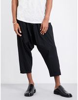 Yohji Yamamoto Cotton Harem Trousers