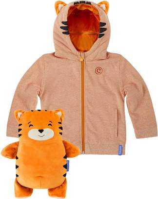 Cubcoats Tomo 2-in-1 Stuffed Animal Hoodie
