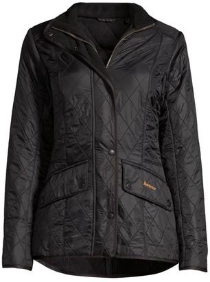 Barbour Calvalry Polarquilt Short Coat