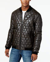 Levi's Men's Faux Leather Quilted Jacket
