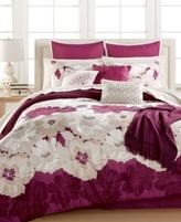 Sunham CLOSEOUT! Jamie 14-Pc. Queen Comforter Set