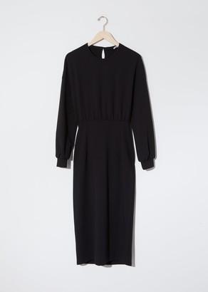 Dusan Open Back Dress