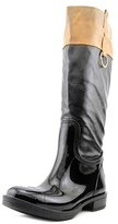 NOMAD Moto Women Round Toe Synthetic Rain Boot.