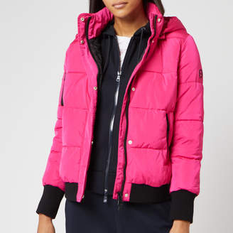 Armani Exchange Women's Short Down Jacket