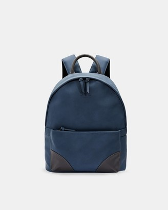 Ted Baker Contrast Corner Backpack