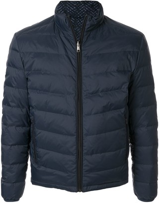 Durban Padded High-Neck Jacket