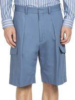 Stella McCartney Cotton Gabardine Cargo Shorts