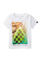 Quiksilver Checker Channel Graphic Tee (Baby Boys)