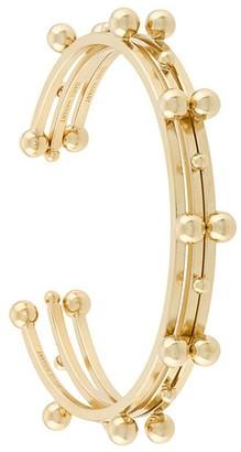 Isabel Marant ball-studded cuff bracelet