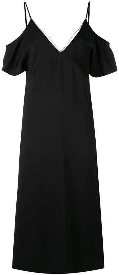 Alexander Wang Lux ponte midi dress