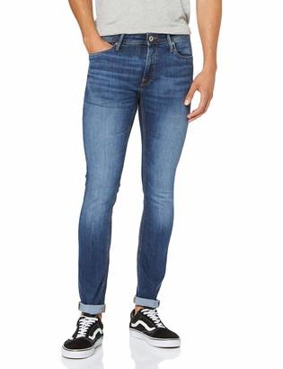 Jack and Jones Men's Jjiliam Jjoriginal Am 814 Skinny Jeans