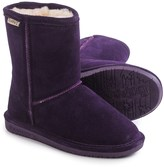 BearPaw Emma Boots - Suede, Sheepskin (For Kid and Youth Girls)