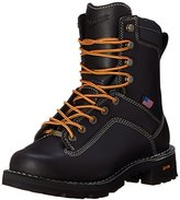 Danner Men's Quarry USA Black Work Boot - 8-Inch