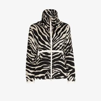 Moncler Tiger Print Hooded Jacket