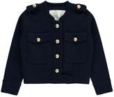 Burberry Knitted Blazer