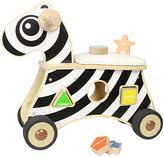 Unbranded Baby Ride-On Zebra Shape Sorter