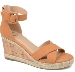 Journee Collection Women's Telyn Espadrille Women's Shoes