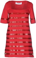 Elisabetta Franchi Short dresses - Item 34669813