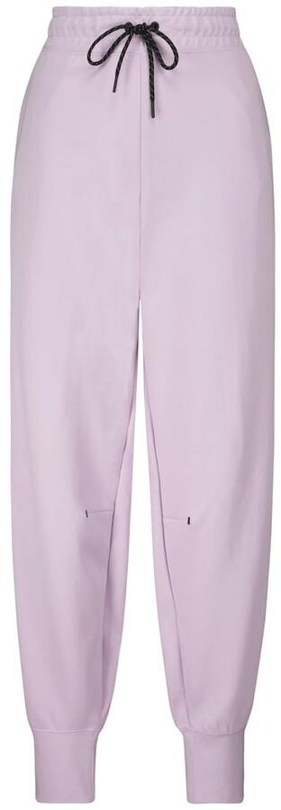 Thumbnail for your product : Nike Tech Fleece cotton-blend sweatpants