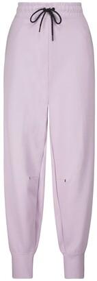 Nike Tech Fleece cotton-blend sweatpants