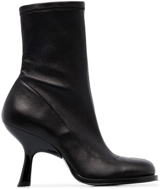 Simon Miller stretch 90mm ankle boots