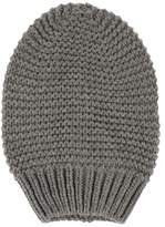 Fabiana Filippi Women's Grey Wool Hat.