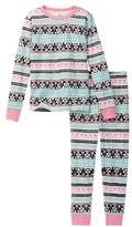 Petit Lem Pajama Top & Bottom 2-Piece Set (Big Girls)